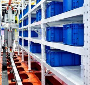 I vantaggi dei magazzini automatici grazie all'industria 4.0