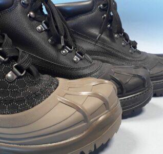 7 materiali indispensabili per una scarpa antinfortunistica professionale