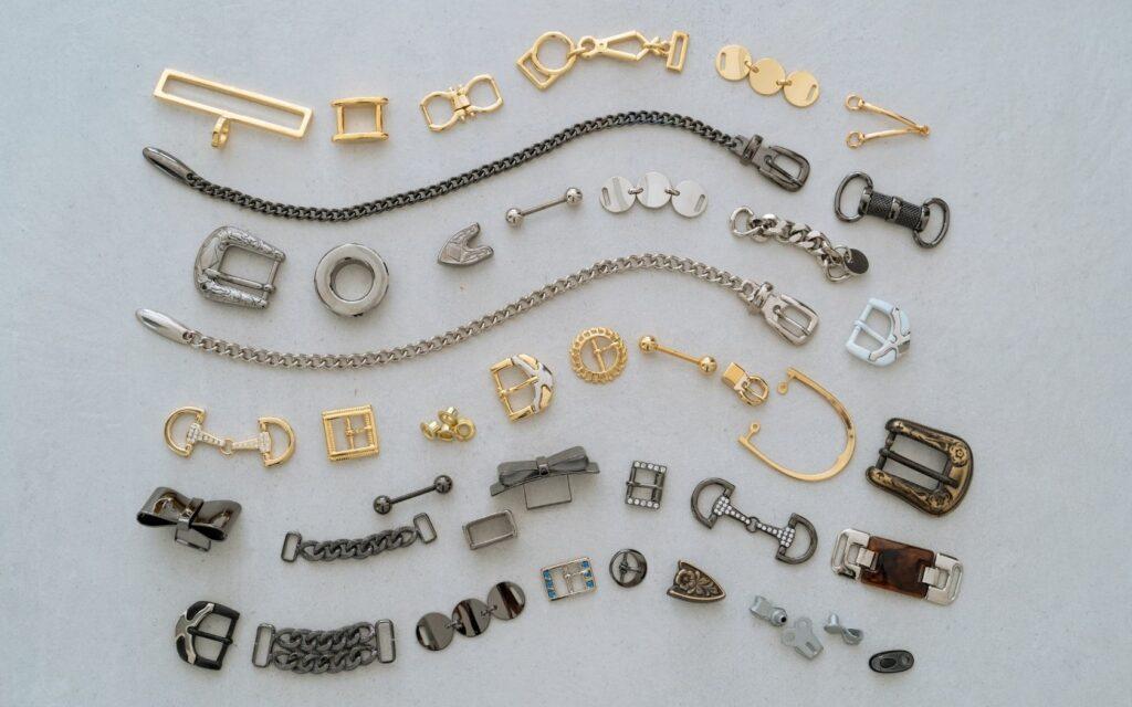 Calzaturifici - Accessori per calzaturifici in metallo