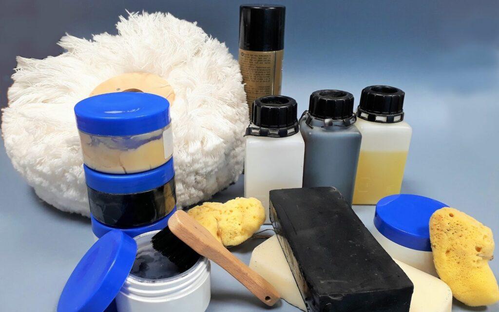 Calzaturifici - Finissaggi per calzaturifici e pelletterie