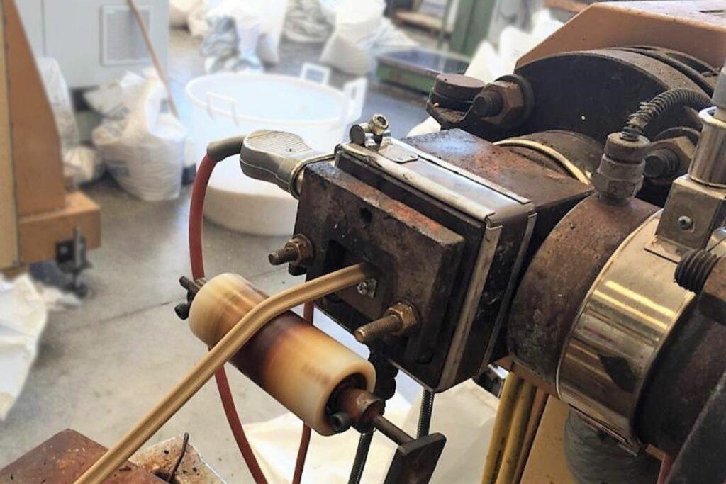 Extruder Machine for Welt Manufacturers