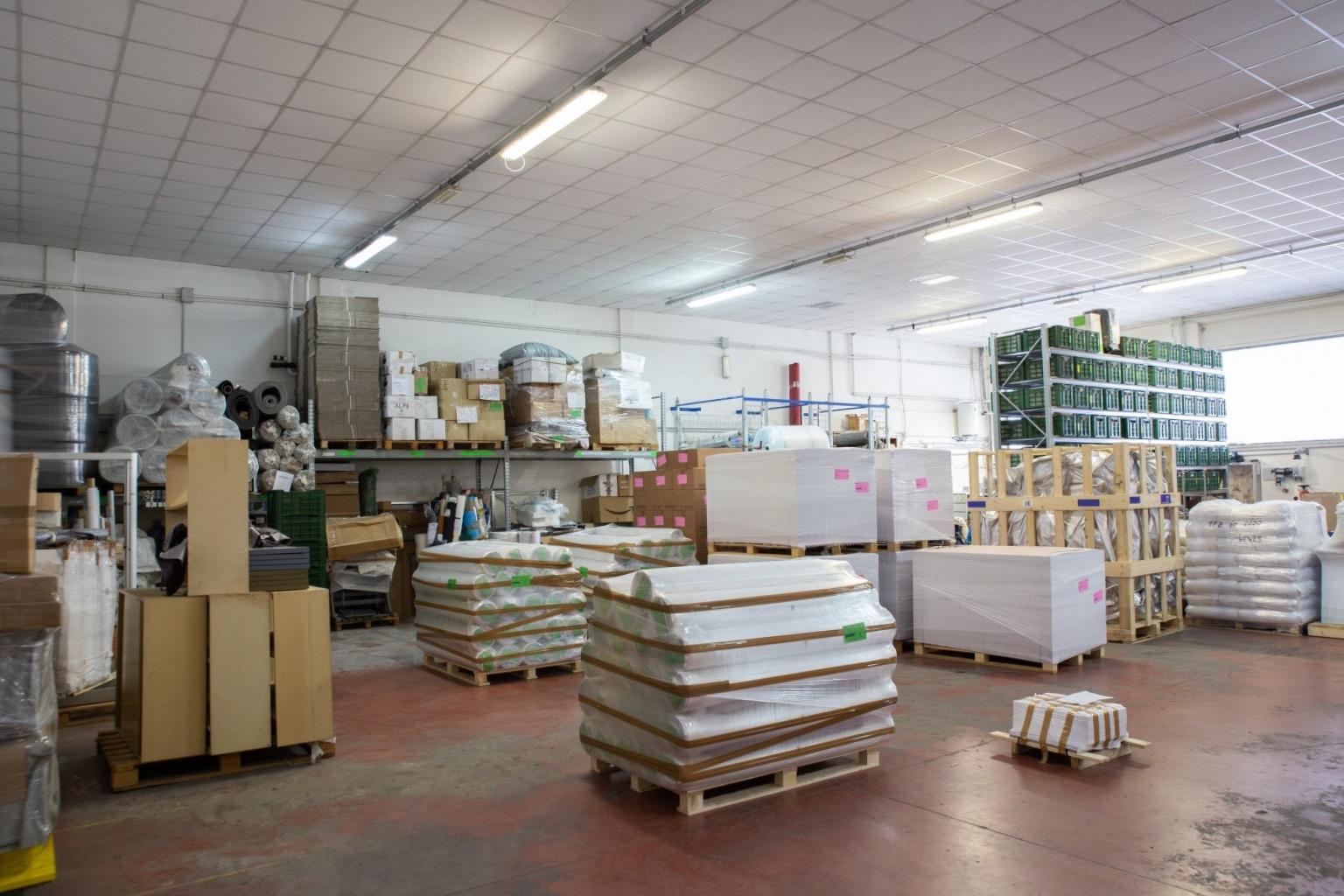 Approvvigionamento Magazzino Taiga International Trading
