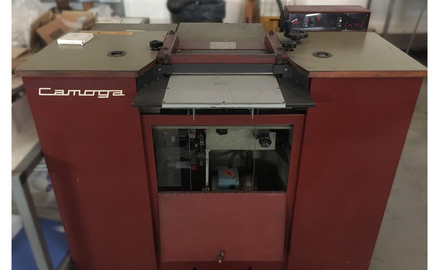 SPLITTING MACHINE CAMOGA CN412